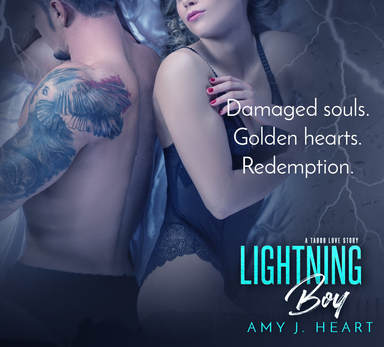 Lightning Boy Amy J. Heart